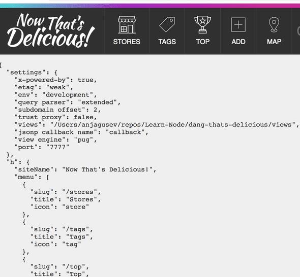 Node | Coding Notes